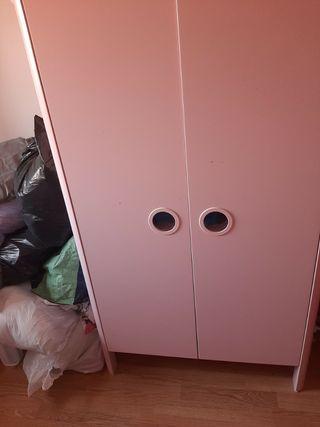 armario niña