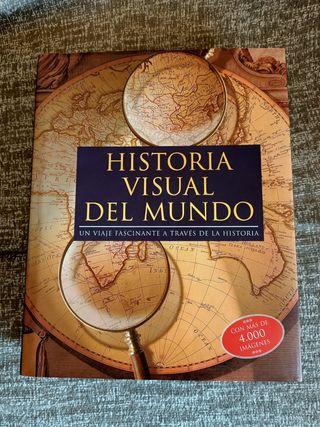 HISTORIA VISUAL DEL MUNDO.