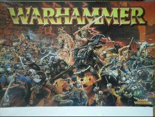 Warhammer caja de incio ( Vacía )