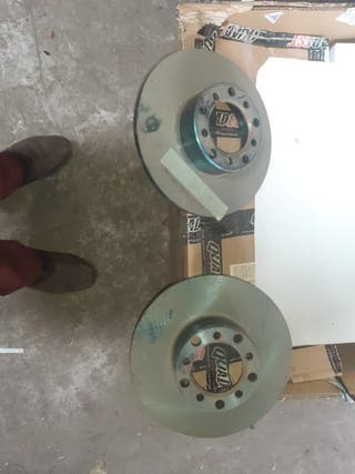 discos freno mercedes antiguos serie 123