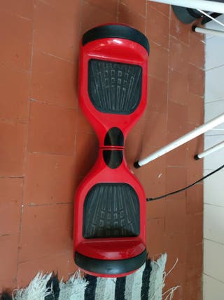hoverboard, patinete electrico