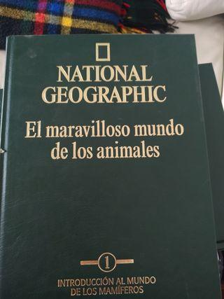 Enciclopedia national geographic