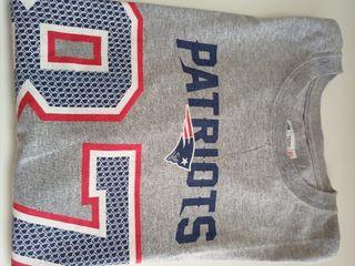 Camiseta PATRIOTS GRONKOWSKI Futbol Americano S