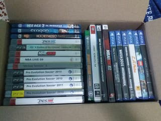 Juegos y películas
