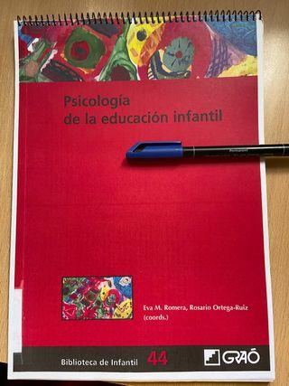 Psicologia de la educación infantil