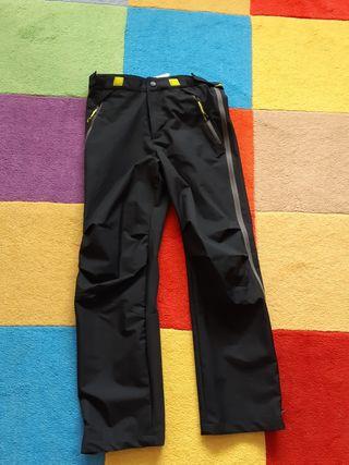 pantalones monte/esquí de fondo