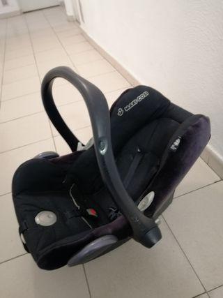 Maxicosi silla coche grupo 0
