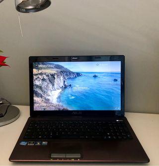 """Portátil 15.6"""" ASUS A53S i7 500gb - OFERTA!"""