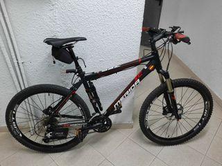 Bicicleta Mtb de 26 pulgadas, Merida tfs