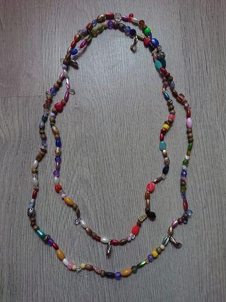 desigual collar hippie, entra en mi perfil