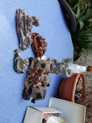 piezas antiguas de marmol