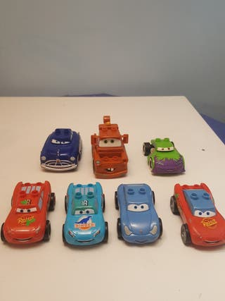 Lote lego Duplo coches Cars Rayo Mcqueen