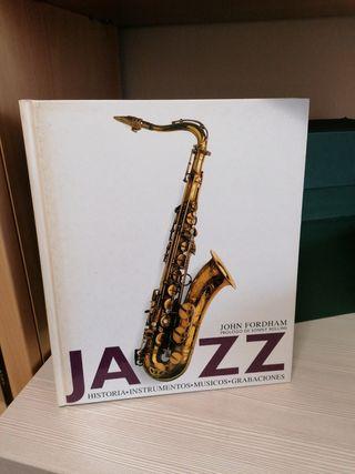 Jazz història instrumentos músicos grabaciones