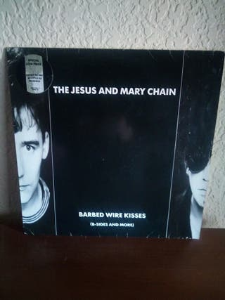 THE JESUS & MARY CHAIN-Barbed Wire Kisses (LP)