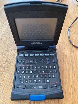Electrónic Notebook