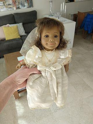 Muñeca antigua.