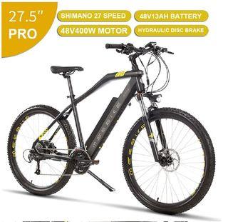 """Bicicleta eléctrica de montaña de 27,5"""" 48v 400w"""