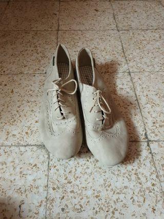 zapato cordon