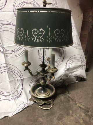 Lámpara vintage 50€