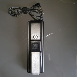 Pedal para teclado de Sustain Roland DP10