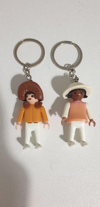 Playmobil Llaveros