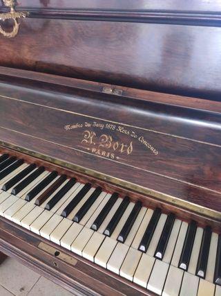 piano 1878 antigüedad