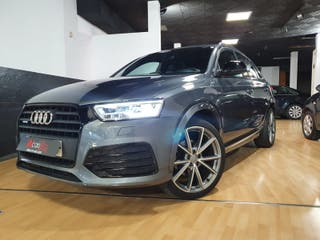 Audi Q3 2017 BLACK LINE EDITION STRONIC
