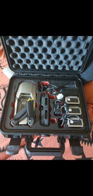 dron mavic pro platinium