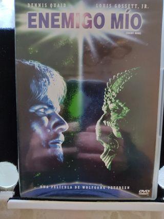 Enemigo Mío. DVD. Película.