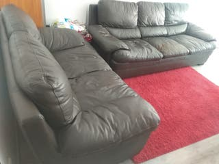 3x2 sofá, rinconera