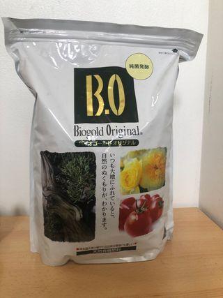Abono organico biogold