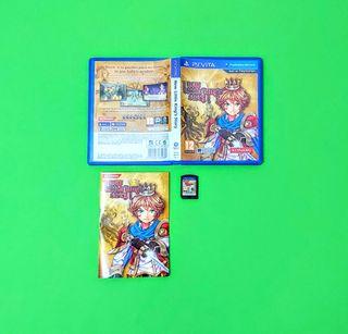 New Little King's Story / PS Vita