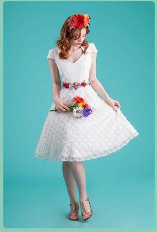 vestido de novia (nuevo con etiquetas)