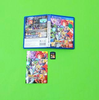 Dragon Ball Z: Battle of Z / PS Vita