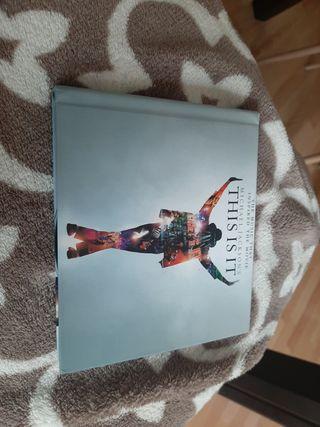 album de Michael Jackson.THIS.IS.IT.