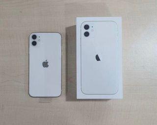 IPhone 11 blanco