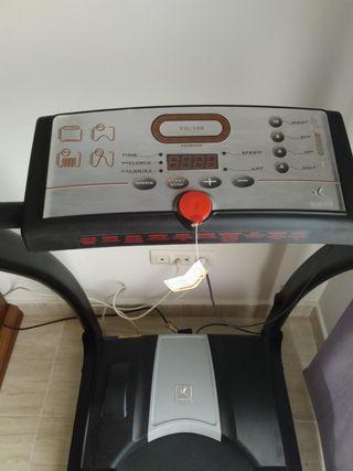 cinta andadora eléctrica domyos TC 140