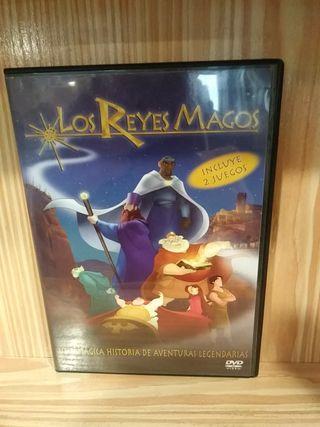 Dvd Los reyes magos Antonio Navarro