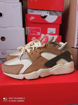 Nike huarache x stussy