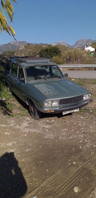 Renault Renault 12 familiar 1980