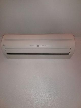 máquinas de aire acondicionado inverter