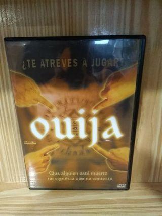 Dvd Ouija Juan Pedro Ortega García