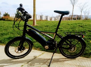 Bicicleta Eléctrica WINORA