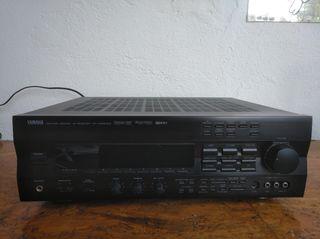 amplificador receptor Yamaha