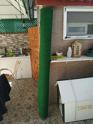moqueta de jardin
