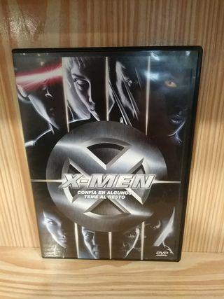 Dvd X-Men Brian Synger