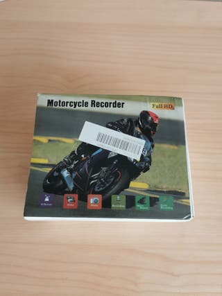 dashcam ( camara de seguridad ) moto y coche
