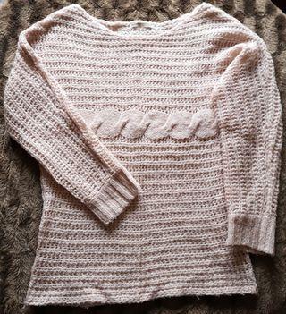 Jersey tricot SuiteBlanco talla S