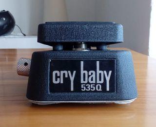 Pedal Wha-wha Cry Baby 535Q