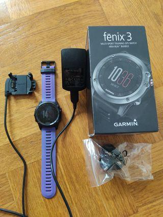 Reloj Garmin Fénix 3